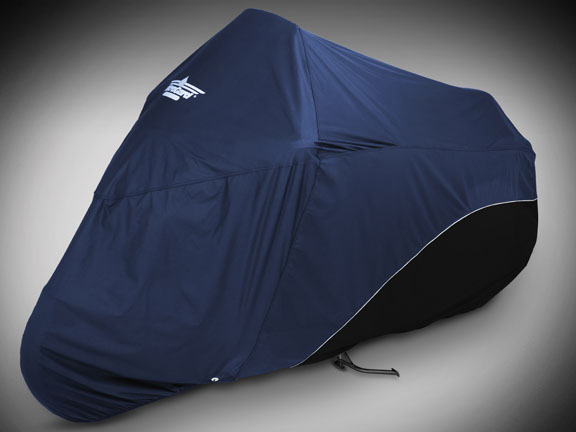 Blue GT Touring Full Cover for Goldwing Tour