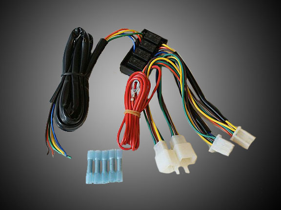 45 8945 gl1500 isolated trailer wire harness Universal Wiring Harness Diagram at crackthecode.co