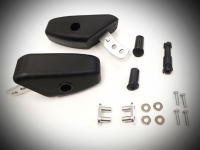 Goldwing GL1833 Passenger Armrests with Accessory Port