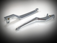 Goldwing GL1833 Omni Brake Clutch Levers - Chrome