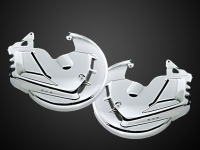 Goldwing GL1800 F6B Front Rotor Cover Set