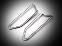 Goldwing GL1833 Twinart Chrome Mirror Surround