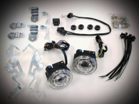 Goldwing GL1833 Multi-Function Pathfinder LED Fog Light Kit