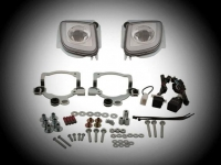Goldwing GL1800 F6B Pathfinder Rectangular LED Fog Light Kit