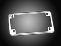Goldwing License Plate Frame