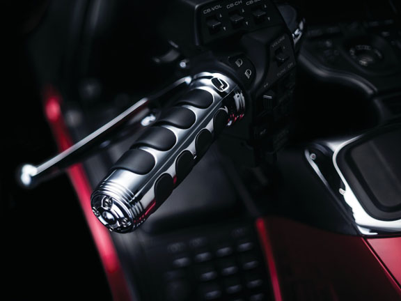 Goldwing Iso Grips For Oem Heated Grips