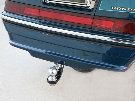 Goldwing Gl1500 Trailer Hitch