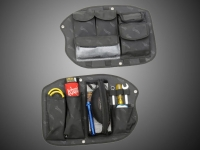 01-10 Goldwing GL1800 Saddlebag Organizer Set