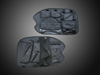 Goldwing GL1800 F6B Saddlebag Organizers
