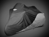 Ultragard XL Goldwing Trike Cover Black Charcoal