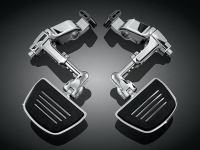 Goldwing GL1800 F6B Ergo III Adjustable Cruise Mounts with Premium Boards
