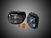 Goldwing GL1800 F6B Smoke Front Turn Signal Set