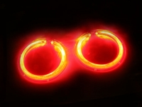 Goldwing Angel Eye Red Speaker Light Kit