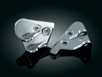 Goldwing GL1800 F6B Chrome Driver Peg Mounts