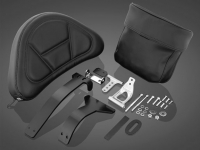 Goldwing GL1800 Driver Backrest - Seat Mounted