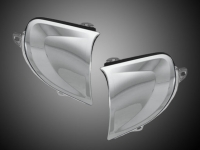 Goldwing GL1800 F6B Chrome Headlight End Trim
