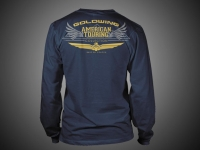 Goldwing American Touring Long Sleeve Tee XXLarge