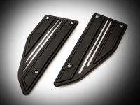 Goldstrike Twin Rail Goldwing GL1833 Passenger Floorboard Inserts
