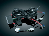 Goldwing GL1800 F6B Trailer Wire Harness with Relays