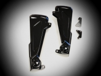Goldwing GL1833 Front Fork Leg Covers - Black