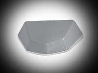 Goldwing GL1833 Chrome License Light Lid