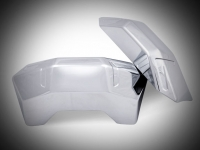 Goldwing GL1833 Chrome Engine Guard Covers