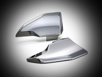 Goldwing GL1833 Passenger Floorboard Covers