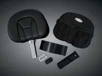Goldwing GL1800 Plug-N-Go Driver Backrest
