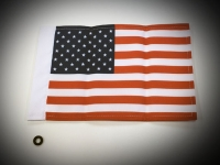 USA Motorcycle Flag