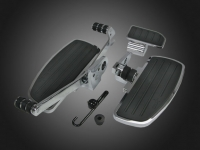 Goldwing GL1800 F6B Rivco Driver Floorboard Kit