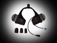 Extra High Output Performance Series J&M Headset for Half Helmet